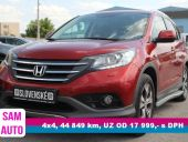 Honda CR-V 2.0 i-VTEC Executive 4WD