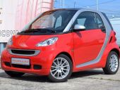 Smart fortwo coupé mhd pure 71k,  52kW,  A5,  2d.