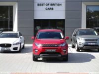 Land Rover Discovery Sport 2, 0 TD4 SE 9 st.automat,  SUV,  5d
