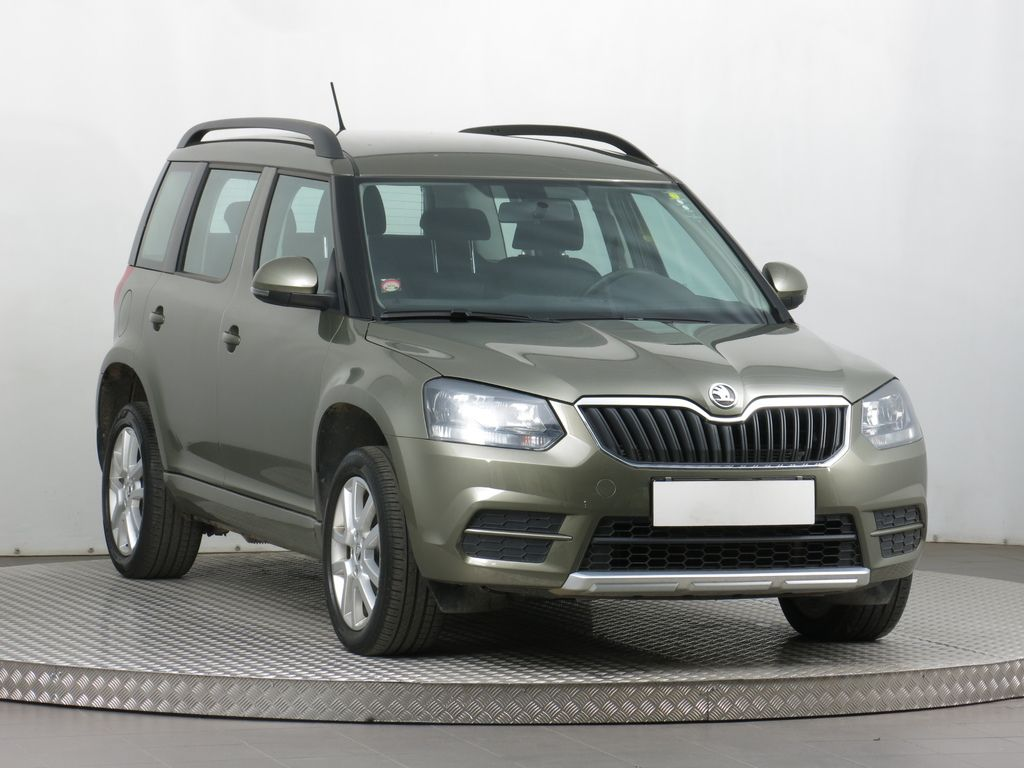 skoda yeti active 2 0 tdi. Black Bedroom Furniture Sets. Home Design Ideas