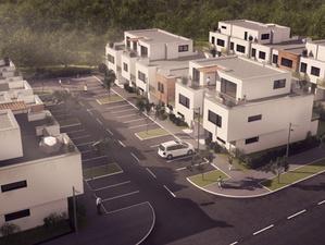 Hviezdne bývanie - nové 2 - 3 izbové byty za dostupné ceny v 32 bytových domov, obec Hviezdoslavov