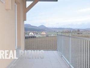 Veľkometrážny 3 izb. byt, terasa, 120m, novostavba