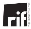 realitná kancelária 1.  RIF - realitná kancelária