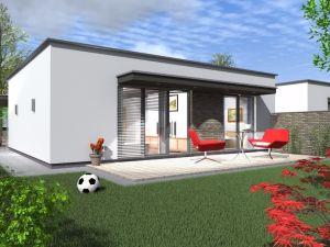 Novostavby rodinných domov MODERN