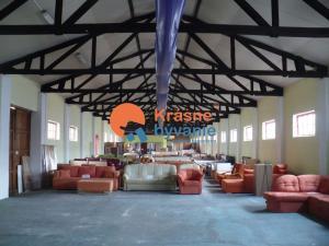 Hala na skladovanie, výrobu,obchod prenájom Turčianske Teplice Diviaky
