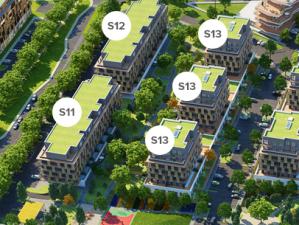 Na predaj slnečný 1i byt v úspešnom projekte Slnečnice v zóne Vila Domy