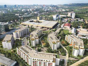 Malé Krasňany Novostavba Bratislava III - Nové Mesto