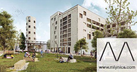 Mlynica administratívne priestory od 1 415 Eur na m2