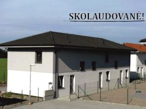 Viladomy Stupava - Zadná ulica
