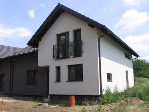 Rodinné domy Sedmokráskova ulica - Vypredaný Novostavba Marianka
