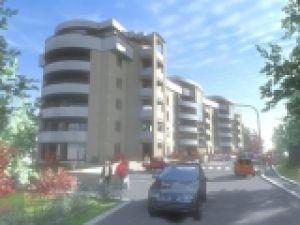 Bytový komplex Rudlovský Potok  Novostavba Rudlová