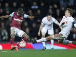 Video-FA Cup: West Ham vyradil Liverpool gólom v nadstavení