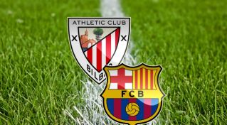 ONLINE: Athletic Club Bilbao - FC Barcelona