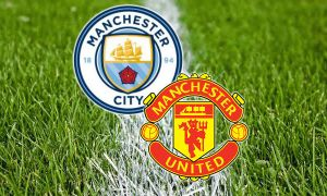 ONLINE: Manchester City - Manchester United