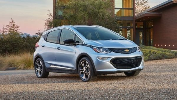 Chevrolet Bolt (zdroj: Chevrolet Motors)