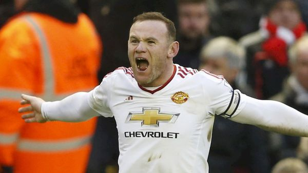 Video: Rooney zostrelil v derby Liverpool, Arsenal zakopol