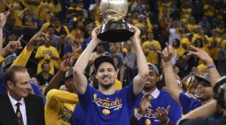 NBA: Dokonalý obrat Golden State, Warriors do finále