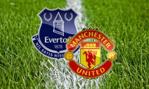 ONLINE: Everton FC - Manchester United