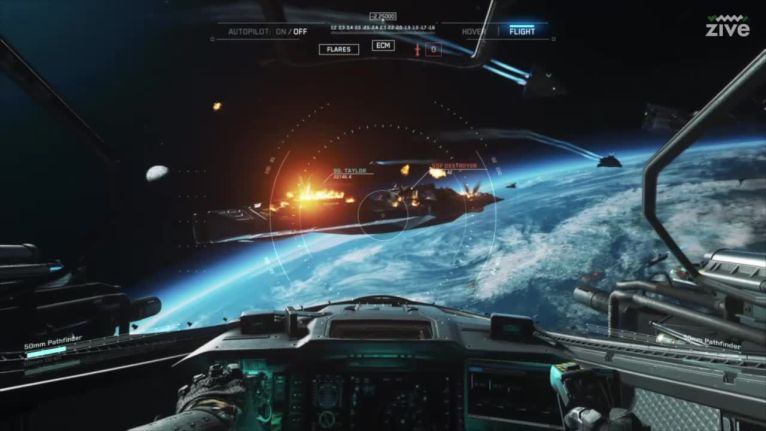 Call of Duty: Infinite Warfare nevyšlo z tieňa
