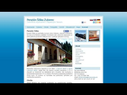 www.penzionsiska.sk