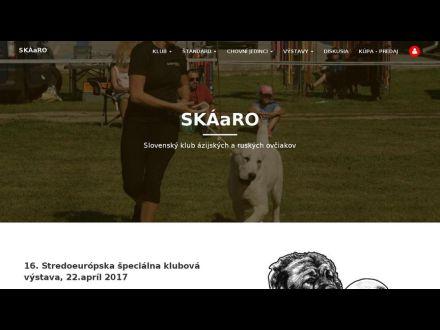 www.skaaro.sk