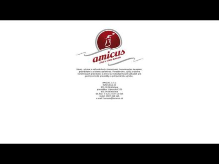 www.amicus.sk