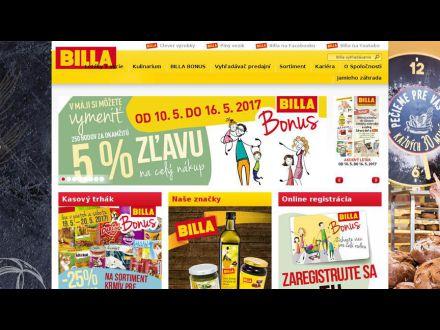 www.billa.sk