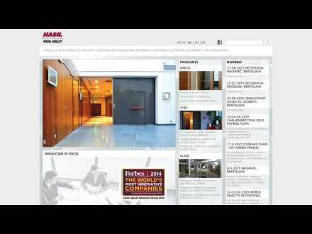 www.hasil.sk
