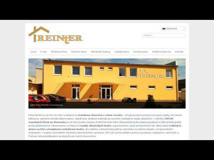 www.reinter.sk