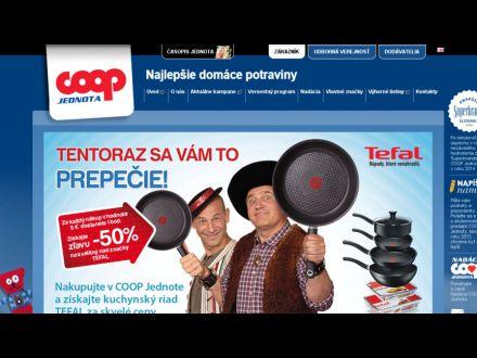 www.coop.sk