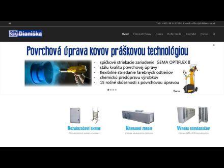 www.3ddianiska.sk