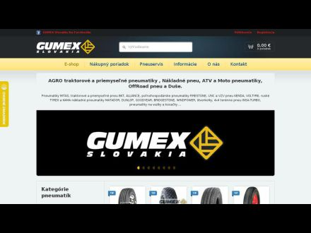www.gumexslovakia.sk