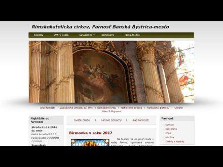 www.bb.fara.sk