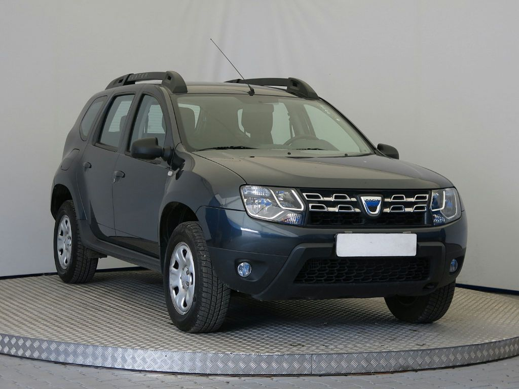 dacia duster arctica 1 2 tce. Black Bedroom Furniture Sets. Home Design Ideas