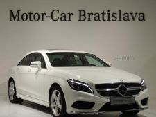 MERCEDES BENZ CLS 350 D 4MATIC KUPE