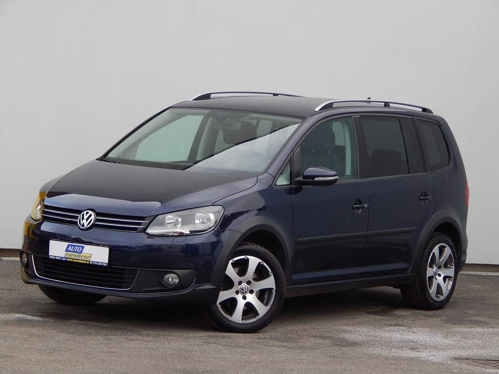 volkswagen touran cross 2 0 tdi autovia sk. Black Bedroom Furniture Sets. Home Design Ideas