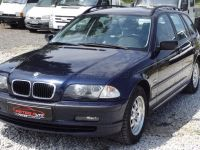 BMW rad 3 Touring 320 dT A/T (E46)