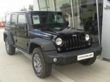 JEEP WRANGLER UNLIMITED 2,8 CRD RUBICON UNLIMITED