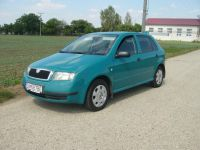 Škoda Fabia 1.2 12V Choice