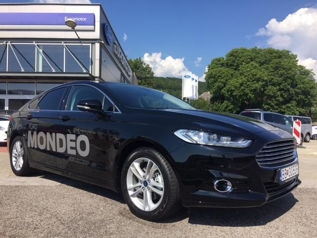 Ford Mondeo Manager 5-dver. 2.0 TDCi 150k P6 (110kW&#41