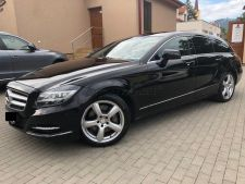 Mercedes CLS Shooting Brake 350 CDI BlueEfficiency