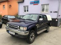 Toyota Hilux 2.4 TD Double Cab 4x4