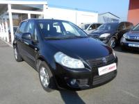 Suzuki SX4 1.6DDIS;PARKING;NOVÉ PNEU