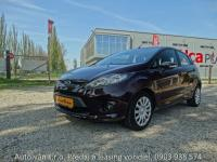 Ford Fiesta 1.4 Duratec 16V LPG