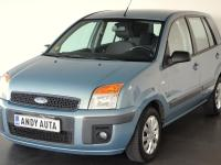Ford Fusion 1.6 TDCI 90PS