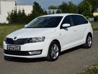 Škoda Rapid Spaceback SB 1.6 TDI 90k Ambition