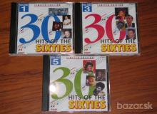 3xCD - 30 the hits of the Sixties