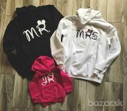 mikiny mr/mrs/jr
