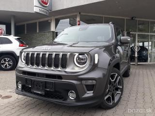 Jeep Renegade 1.3GSE 150k DDCT Limited