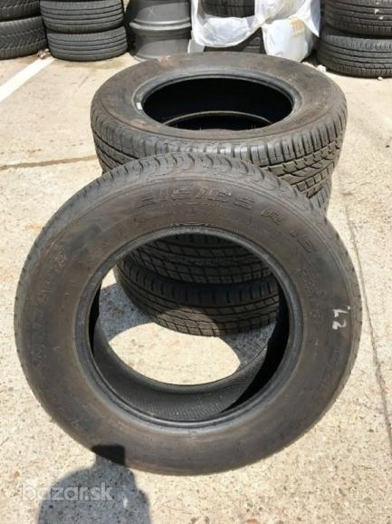 Continental CONTINENTAL CROSS CONTACT 215/65 R16